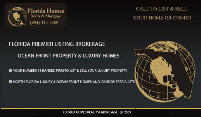 Jacksonville Florida Home for Sales